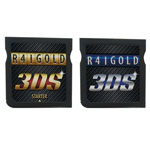 R4iGold3DS Deluxe Editionマジコン